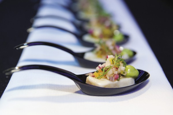 Event at High Line with Chef Portale